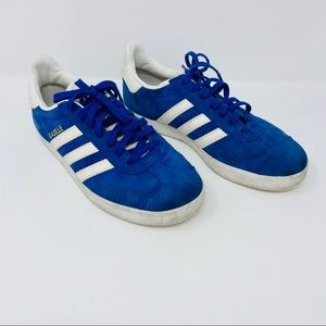 Adidas - Blue Gazelle Sneakers (6)